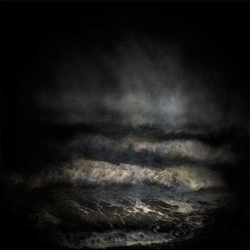 Sophia Szilagyi dark sea, 2013, pigment print on archival rag paper