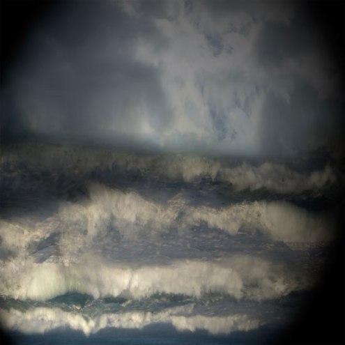 Sophia Szilagyi light sea, 2013, pigment print on archival rag paper