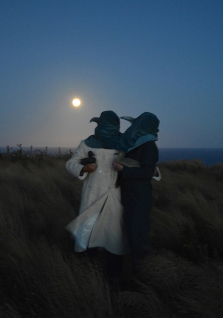 Jon Eiseman and Anne Conron, Moonbirds 2014, C-Type photograph, framed, edition of 5, 100cm x 67cm