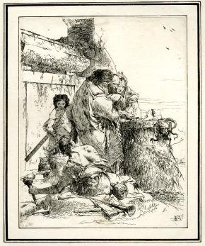 Giovanni Battista Tiepolo – elusivevisions