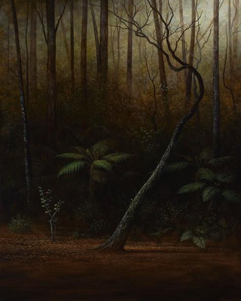 Adam Nudelman, After all I still believe it, 2015, oil on linen, 152 x 125 cm