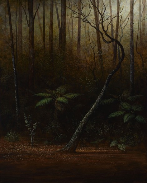 Adam Nudelman, After all I still believe it, 2015, oil on linen, 152 x 125 cm