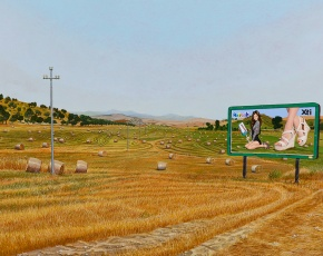 Paintings from Sicily – EOLO PAULBOTTARO